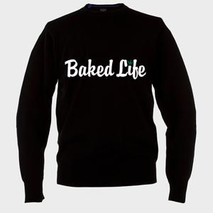 BakedLifeCrewneck-Black+White
